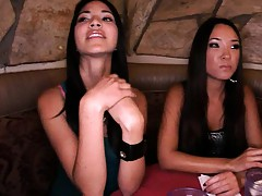 London Keyes Suzanne Kelly and Miki Sinz