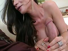 Ariella Ferrera hardcore wet blowjob