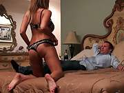 Natalie Vegas home video spy cam
