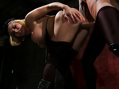 If there were Brazzers Kombat this is the fatality