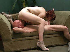 Transsexual blowjob 69 with Addy Rose