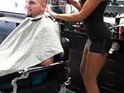 Going for a money talks haircut for some fun