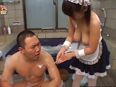 Sophie Dee penetrated from behind on a pick up truck