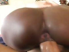 Cowgirl and some anal fucking with deepthroat from black Simone West