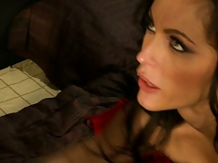 Jenna Presley blowjob and doggy style entry
